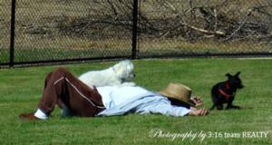 Frisco Pet Sitting at Ruff Range Park