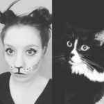 dressing up like my cat