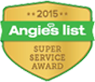 Angie's List Award For Service - Petsitting